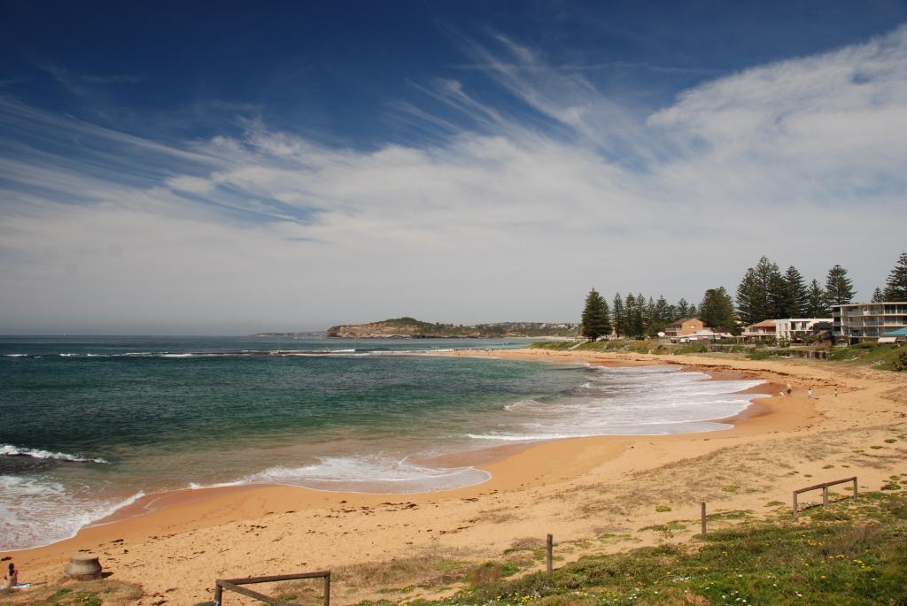 The Basin and Mona Vale Beach